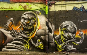 Graffiti Heads